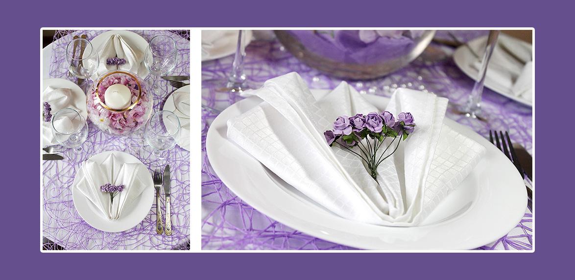 servietten-falten-lilie-oder-hemd-und-mit-lila